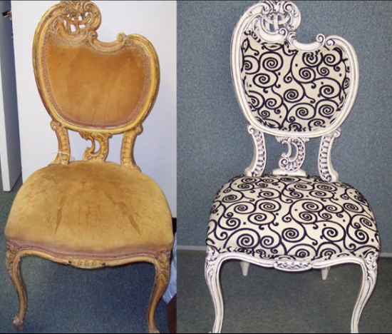 Chair seats antiques repairing restoring antique chair for Furniture refinishing seattle